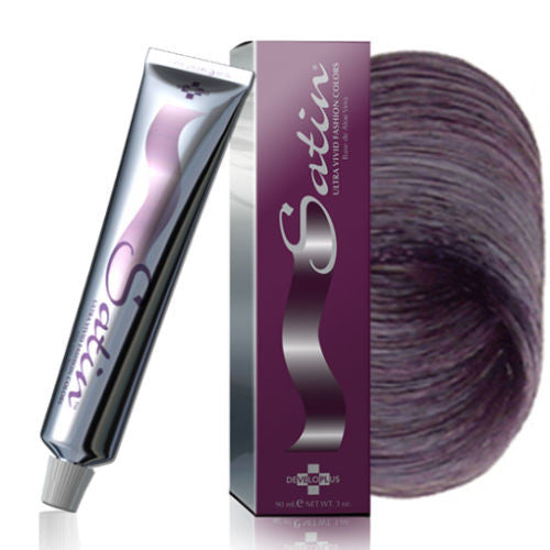 Satin - Violet Black #1V - My Beauty Supply Center Inc.