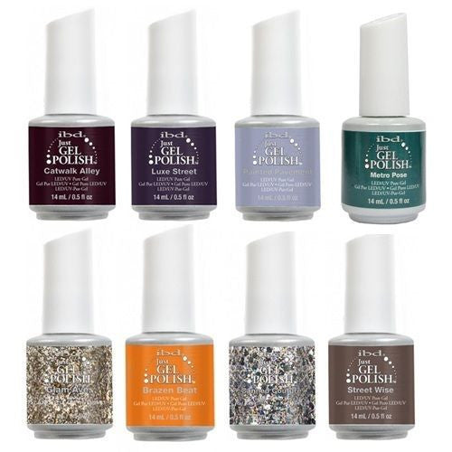 IBD Just Gel - Urban Edge Collection - My Beauty Supply Center Inc.