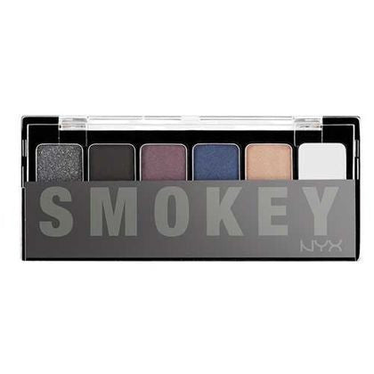 NYX The Smoky Eyeshadow Palette - My Beauty Supply Center Inc.