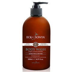 Eco Tan Organic Body Wash