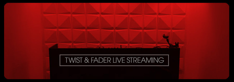Twist & Fader Live lab launches Jan 30th!