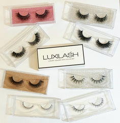 luxilash 3d mink lashes
