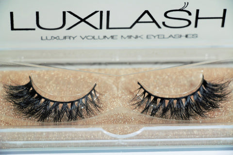 Luxilash Kylie 3D mink Lashes