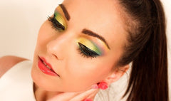 bright eyes makeup