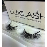 Luxilash Lola, 3D Lashes, Mink Eye Lash Extensions.