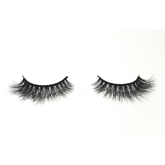 Luxilash Chanel, 3D Lashes, Mink Eye Lash Extensions.