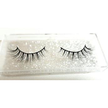 Luxilash demi, 3D Lashes, Mink Eye Lash Extensions.
