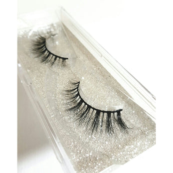 Luxilash Demi 3D Eye Lash Extensions, Cruelty Free Mink Eyelashes.