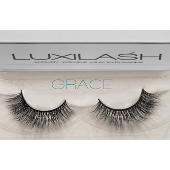 Luxilash Grace, 3D Mink Eyelash Extensions