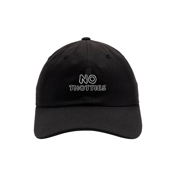 No Thotties Dad Hat