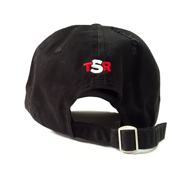 Petty Black Polo Hat