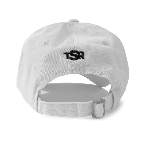 Petty White Polo Hat