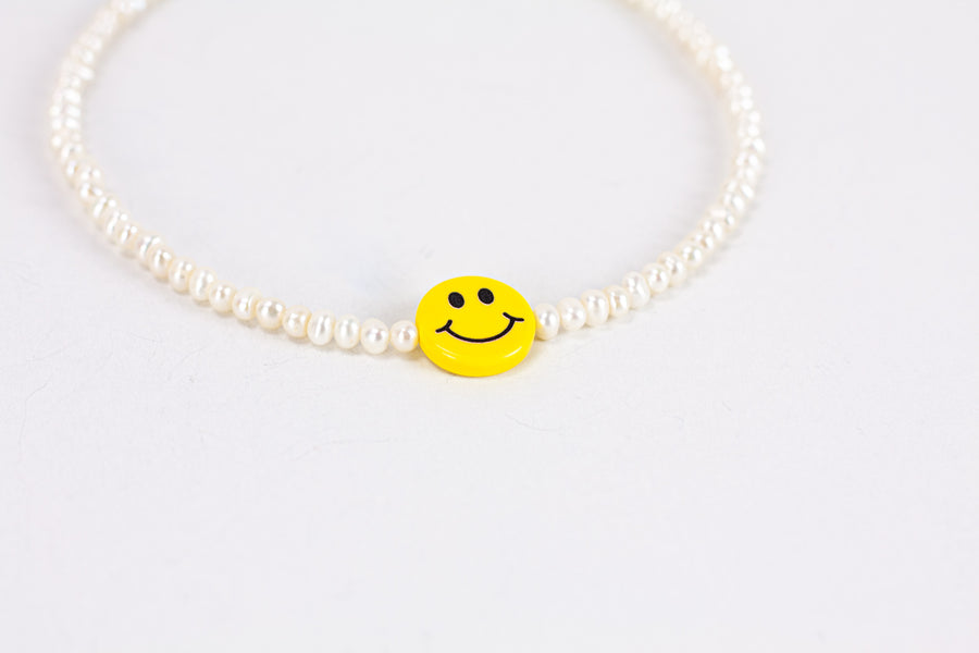 Ili Pearl Necklace