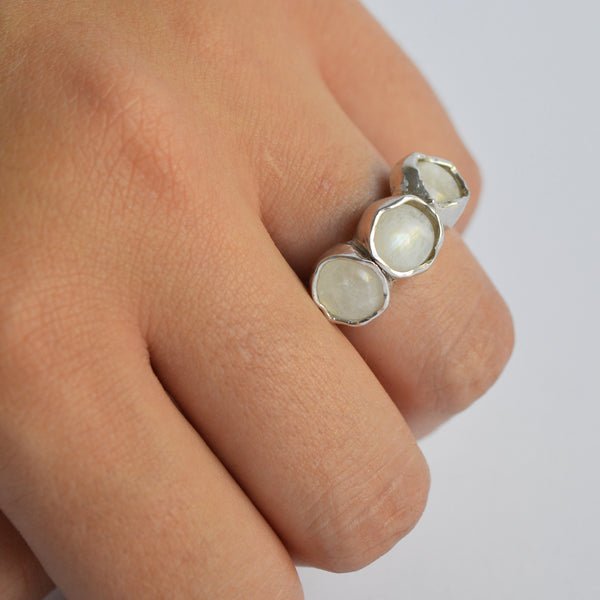 "The ""Hug me tight"" ring"