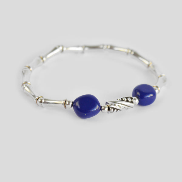 "The ""Out of the blue"" Bracelet for men"