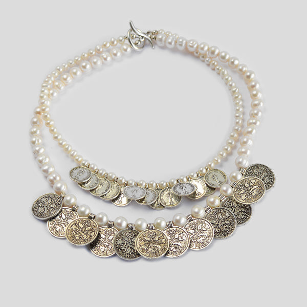 """Rich Beach"" Necklace"