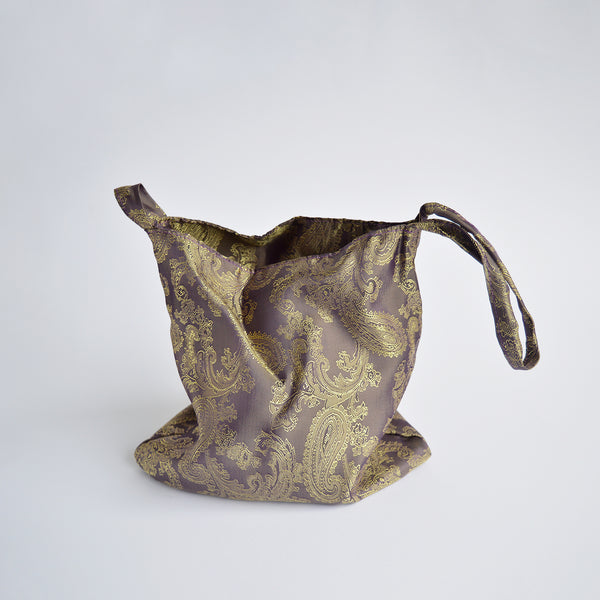 """Bronze"" Mini Pouch Handbag"