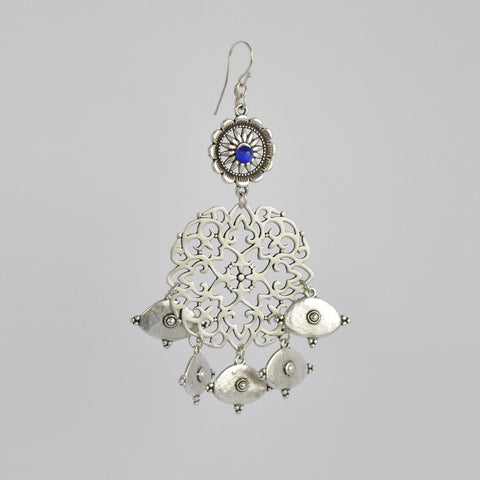 "The ""Dreamcatcher"" earrings"