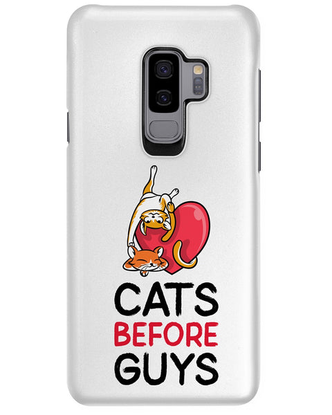 Cats Before Guys Phone Case