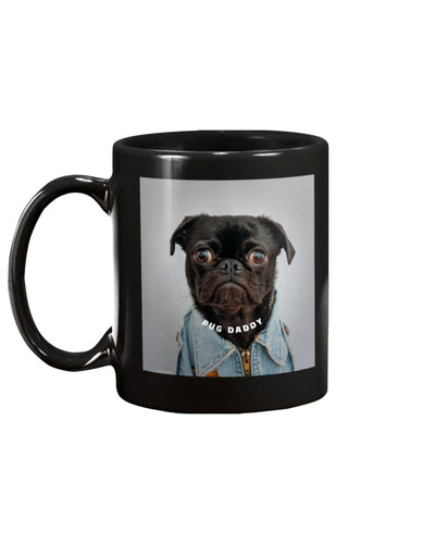 Pug Daddy Coffee Mug