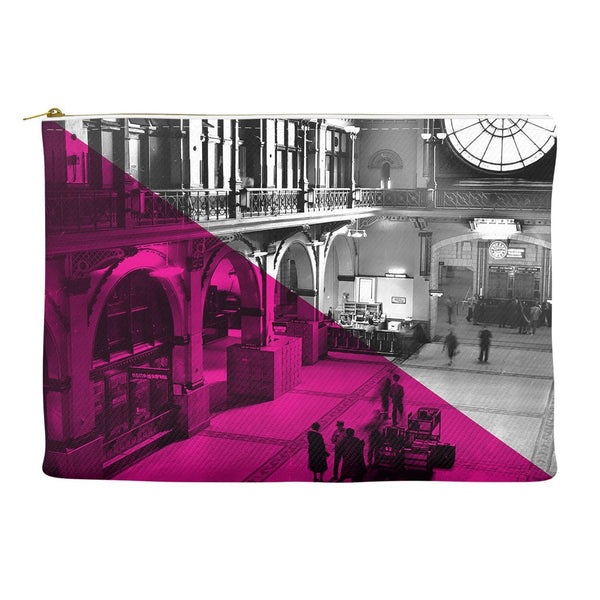 RetroIndy Union Station Accessory Pouch