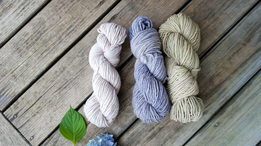 Meet Trail, our newest yarn!