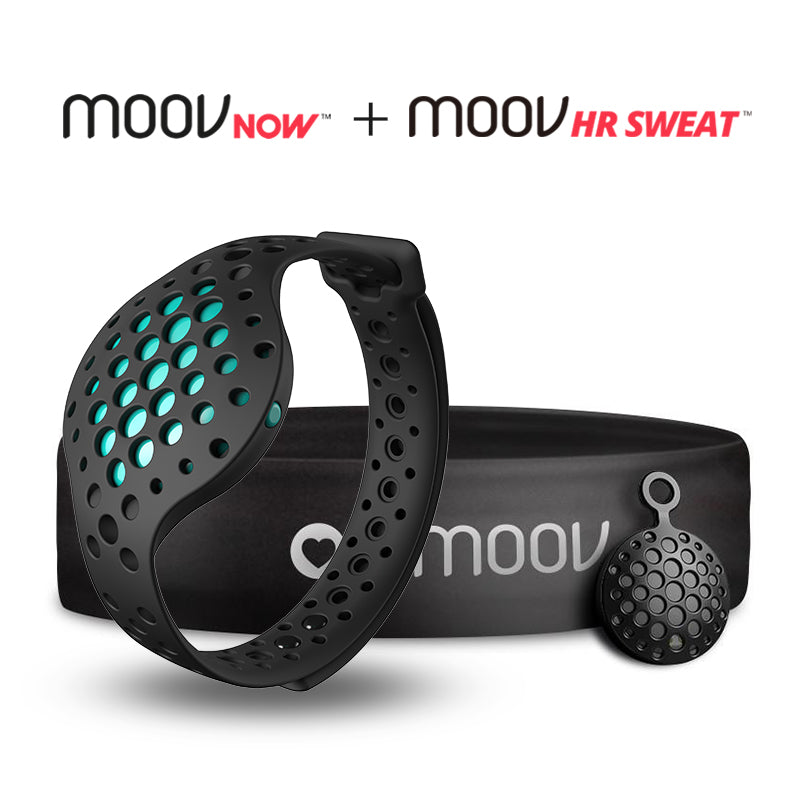 Moov Now & Moov HR Sweat Bundle