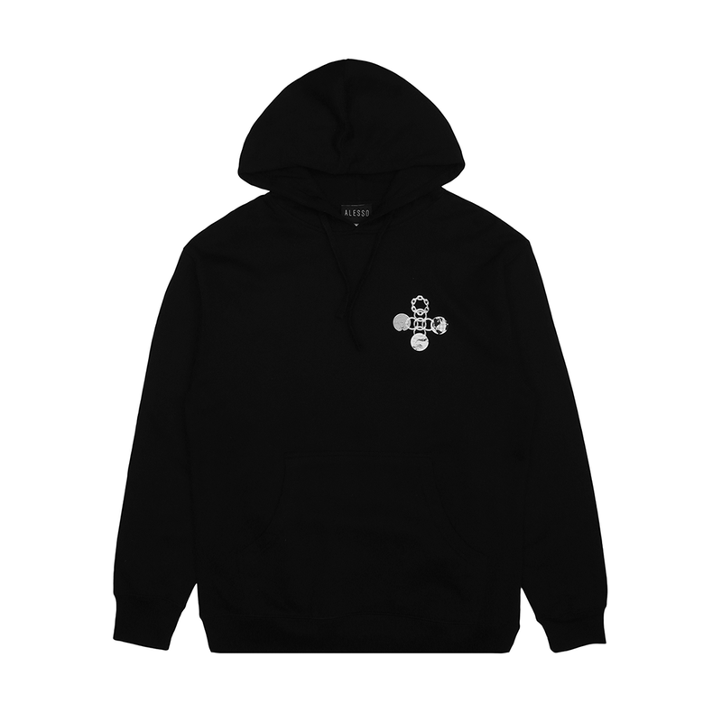 Destroy the Past Hoodie