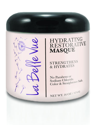 La Belle Vue Hydrating Restorative Masque 16oz
