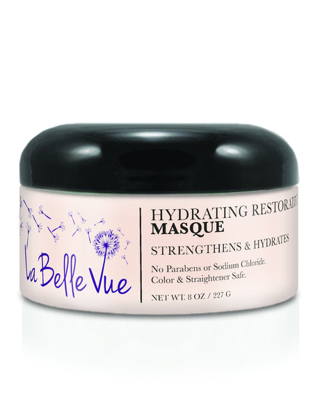La Belle Vue Hydrating Restorative Masque 8oz
