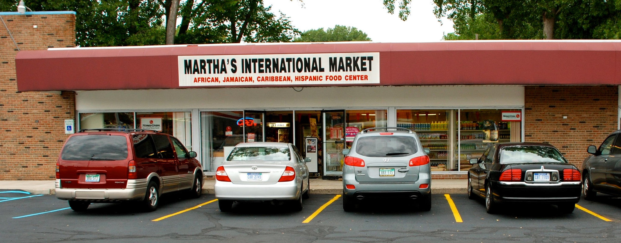 WELCOME TO MARTHA INTERNATIONAL