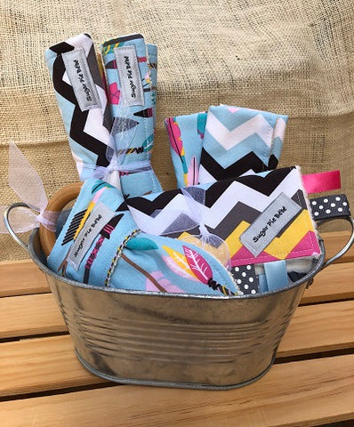Arrows Baby Gift Basket