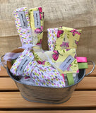 Butterfly Baby Gift Basket