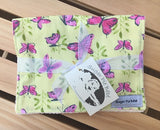 Butterfly Bib Set