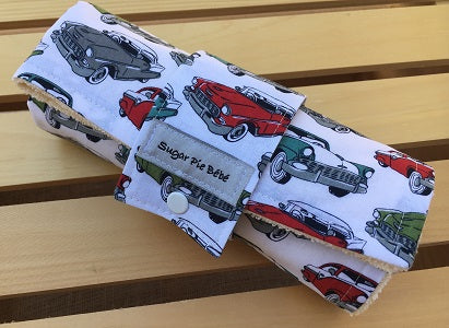 Cars Diaper Changing Pad
