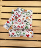 Hearts & Love Diaper Changing Pad