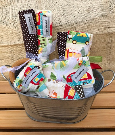 Go Camping Baby Gift Basket