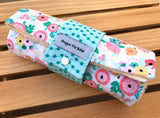 Spring Blossoms Diaper Changing Pad