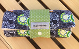 Skulls Diaper Changing Pad