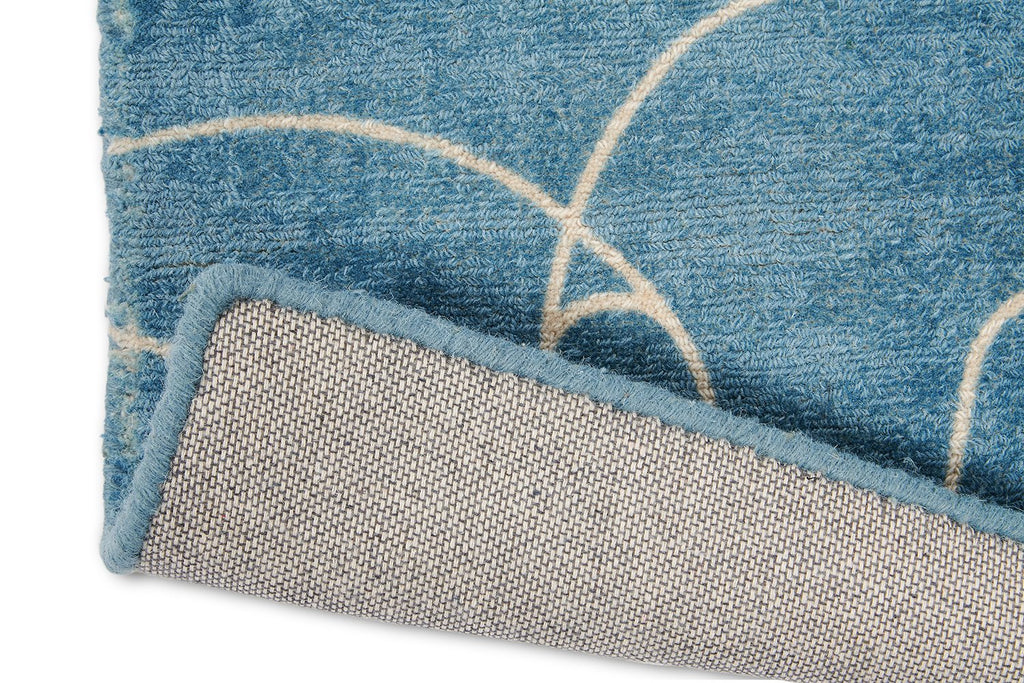 Scion Epsilon Teal Rug 023808