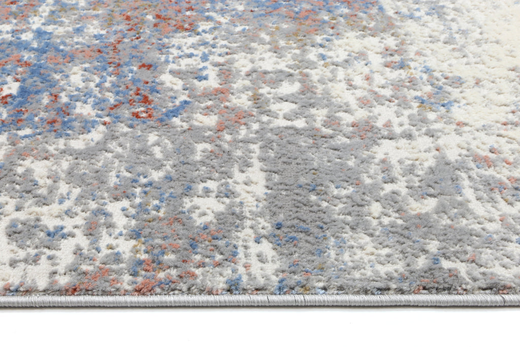Express Multi Colour Modern Rug