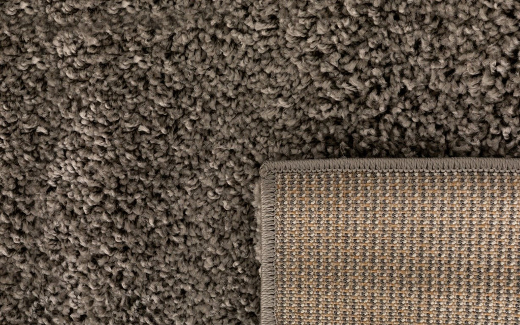 Budget Shaggy Rug Grey