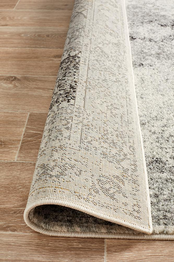 Muse 862 Beverly Charcoal Grey Rug