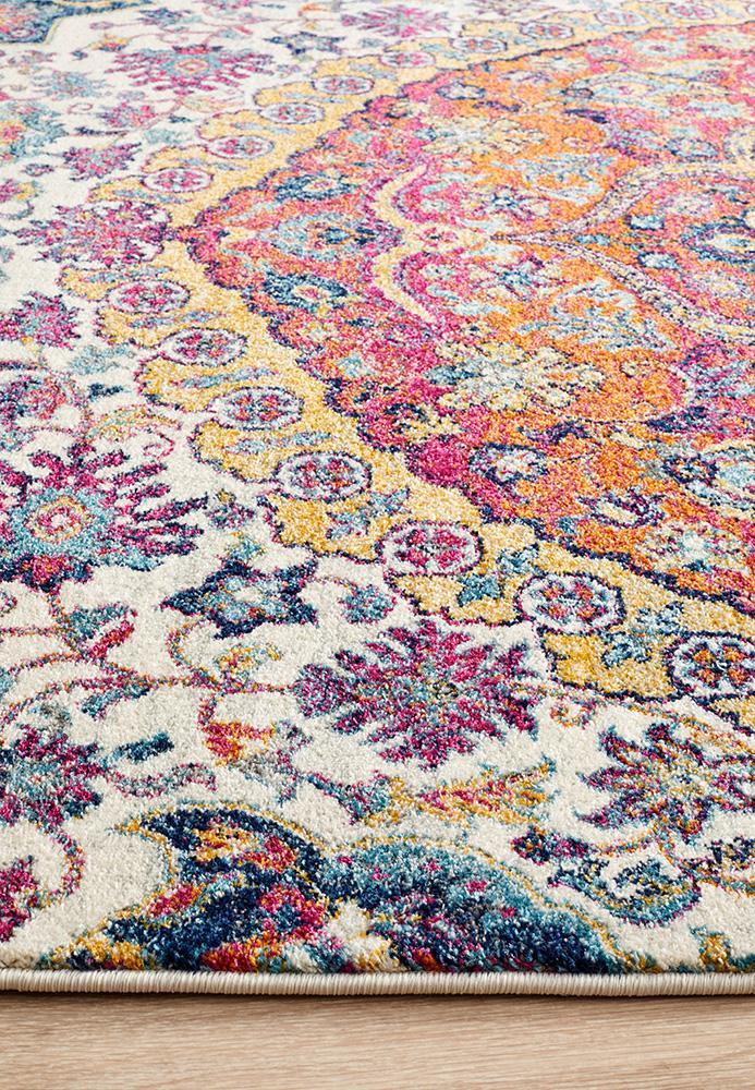 Muse 867 Shelly Rust Rug