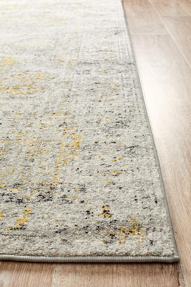 Muse 868 Wesley Silver Rug