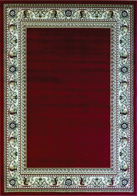 Rugs - Ally 171012 Red Traditional Rug