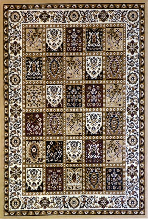 Rugs - Ally 171036 Beige Traditional Rug