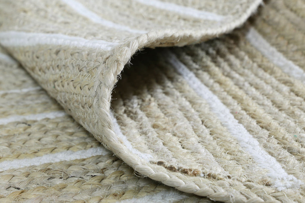 Rugs - Artisan Natural Chevron Pearl Rug