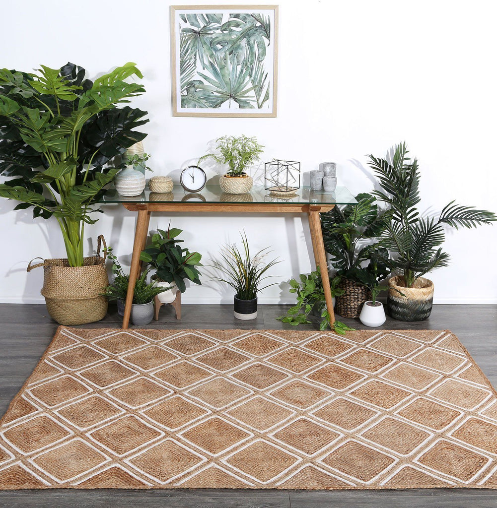 Rugs - Artisan Natural Parquetry Rug