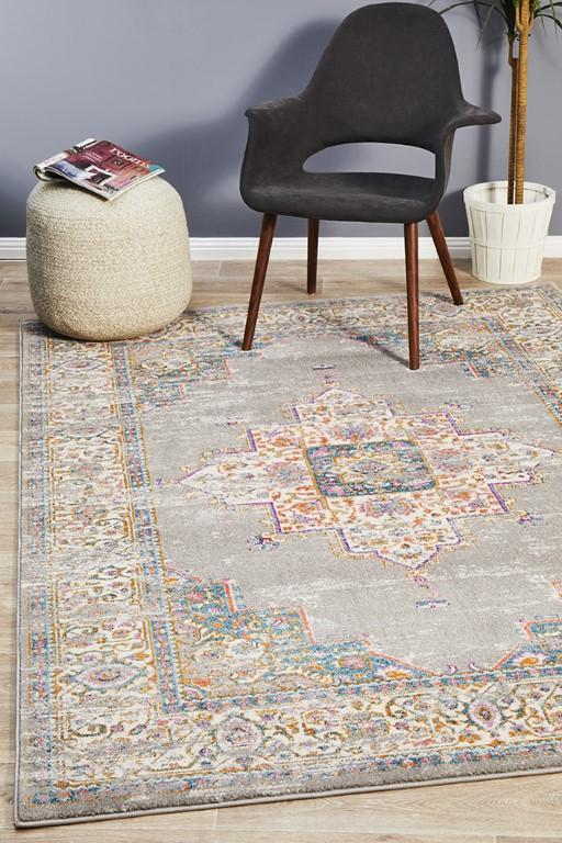 Rugs - Babil 211 Grey